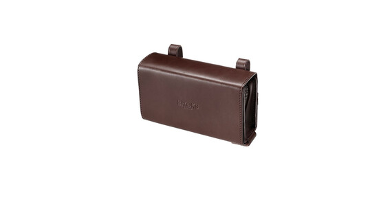 Brooks D-Shaped - Sac porte-bagages - marron